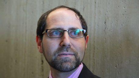 Jesse Friedman in Mineola. (June 4, 2013)