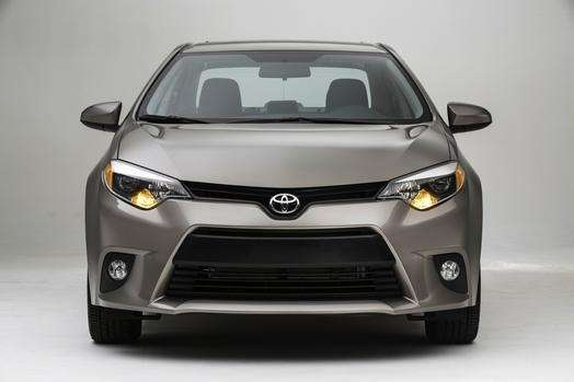 Toyota says it hopes that the new Corolla