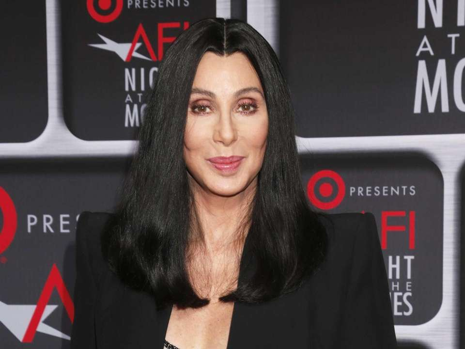 Cher at the AFI Night at the Movies