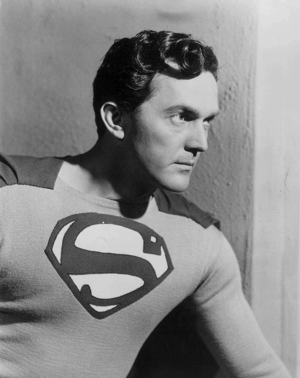 Kirk Alyn, film's first Superman, played the character
