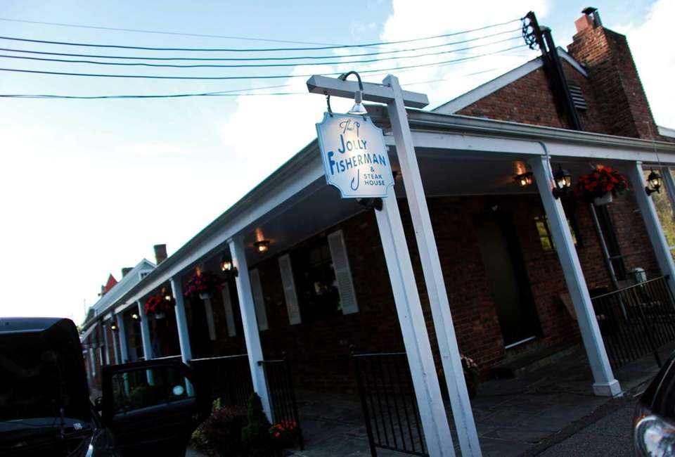 The Jolly Fisherman and Steak House in Roslyn
