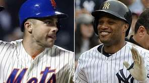 This Newsday composite shows Mets third baseman David