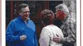 County Executive Edward Mangano, a Republican running for