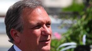 Nassau County Executive Edward Mangano has seasonal county