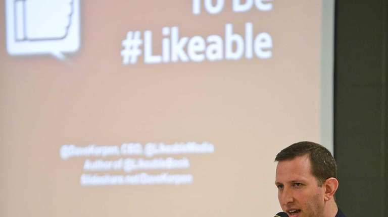 Investors have put $600,000 in Likeable Local, founder