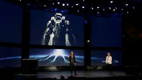 The teaser trailer for XBox One's forthcoming Halo
