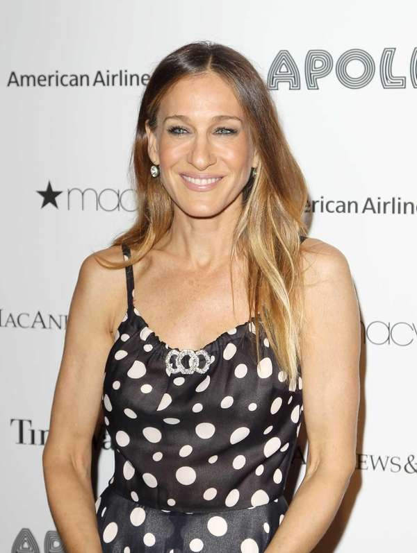 Actress Sarah Jessica Parker attends the 2013 Apollo