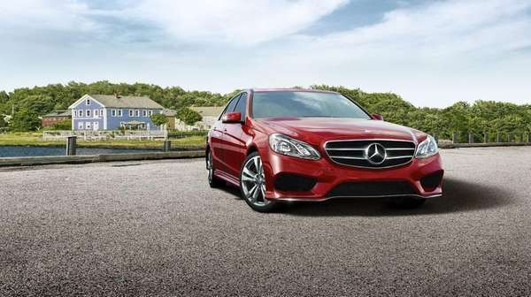 Demand for the 2013 Mercedes Benz E-Class has