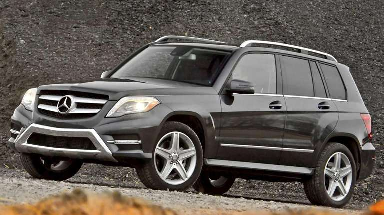 Prices for the Mercedes-Benz GLK250 start at $38,500.