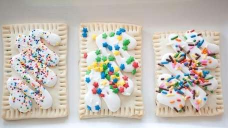 The homemade pop tart recipe can be found