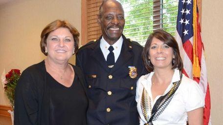 Newly promoted Port Washington Deputy Police Chief Brian