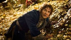 Martin Freeman as Bilbo Baggins in New Line