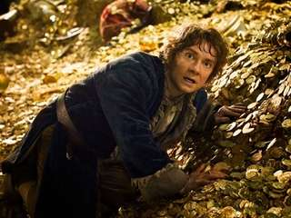 Martin Freeman as Bilbo Baggins in New Line