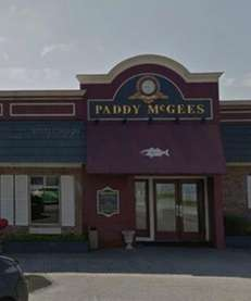 Paddy McGee's, prior to Sandy.