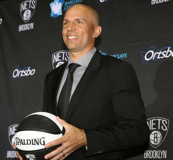 Jason Kidd is announced as the new head