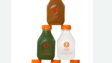 Organic Avenue's healthy juices and snacks will be
