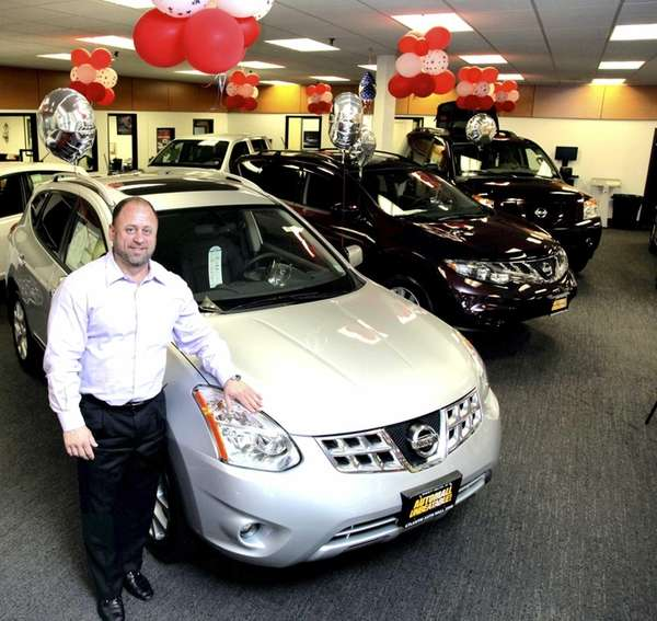 Chris Assmar, general sales manager at Atlantic Nissan,