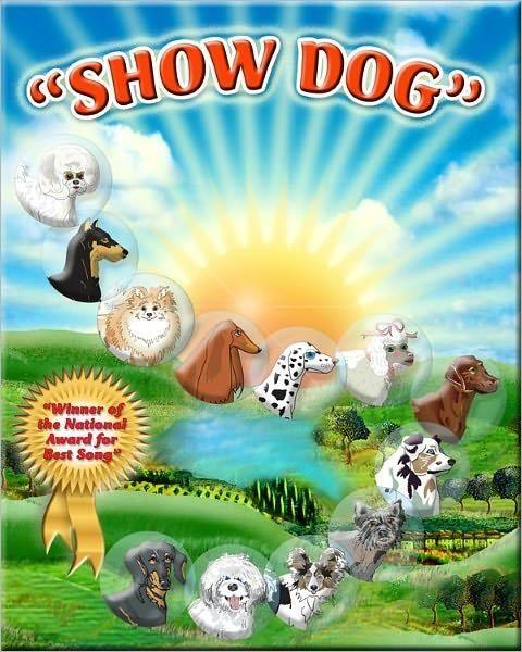 """Show Dog"" author Diane Baumann from Kidz Entertainment,"