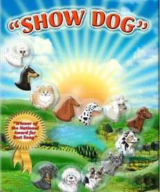 """Show Dog"" author Diane Baumann from Kidz Entertainment,"
