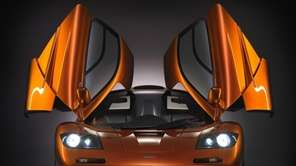 The ultra-rare McLaren F1 remains a no-expense-spared sports