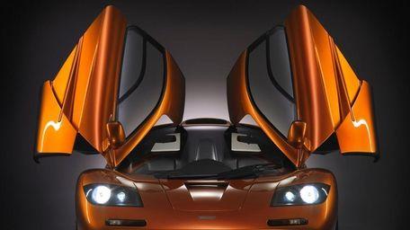 The ultra-rare McLaren F1 remains a no-expense-spared sports