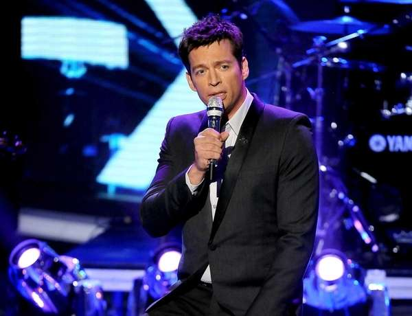 Harry Connick Jr. performs at the