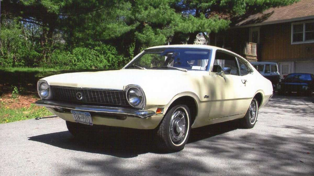 In The Garage 1969 Ford Maverick Newsday