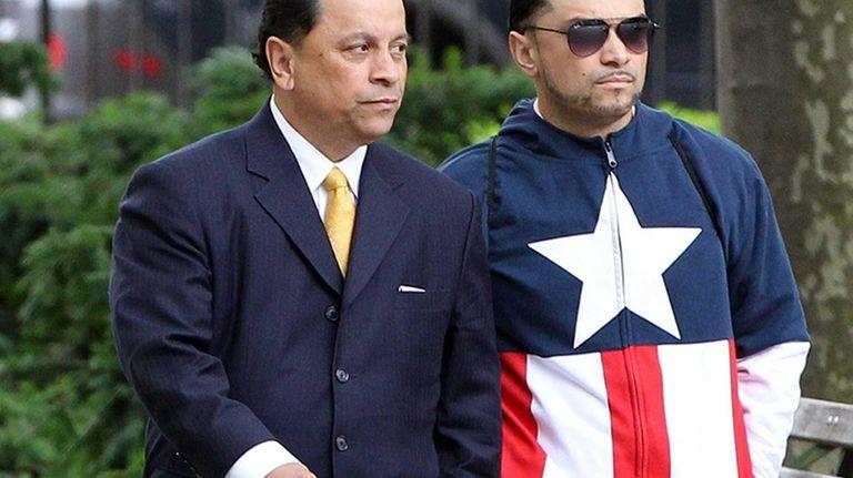 Former state Senate power broker Pedro Espada was