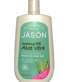You can use Jason Aloe Vera 98% Gel