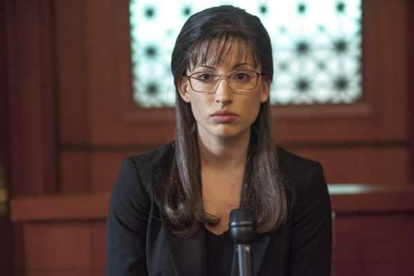Tania Raymonde stars as Jodi Arias in the