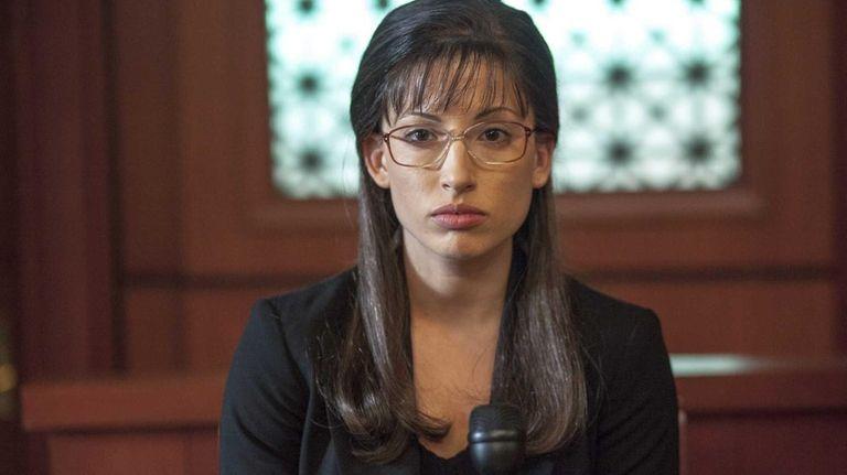 Tania Raymonde stars as Jodi Arias in the