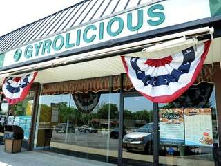 Gyrolicious Greek Grill in Jericho on June 2,