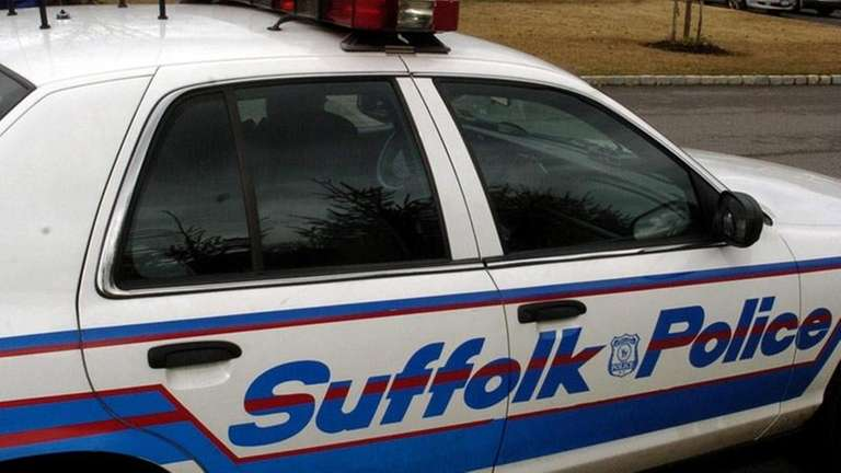 An undated file photo of a Suffolk police