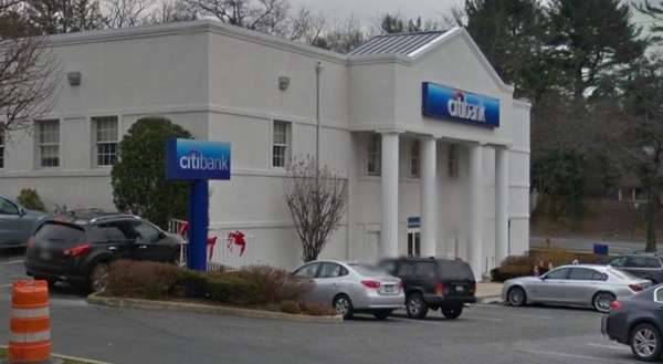 A Citibank location at 1075 Northern Blvd. in