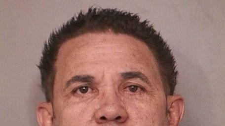 Bernardo A. Peralta of Roosevelt was arrested Thursday