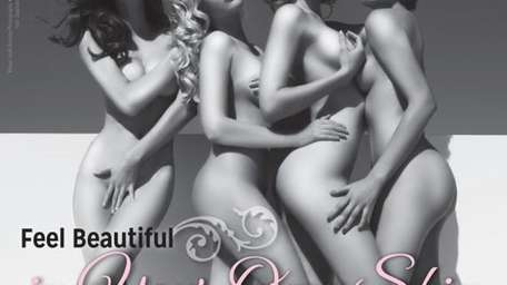 Four former Miss USA winners pose in this