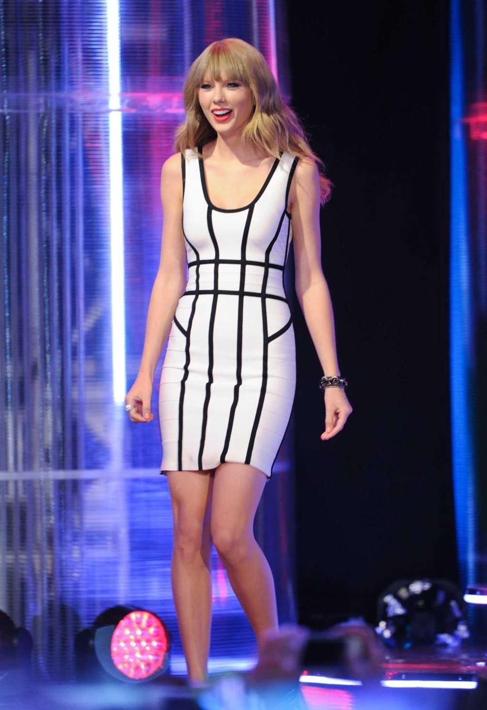 Taylor Swift onstage at the 2013 MuchMusic Video