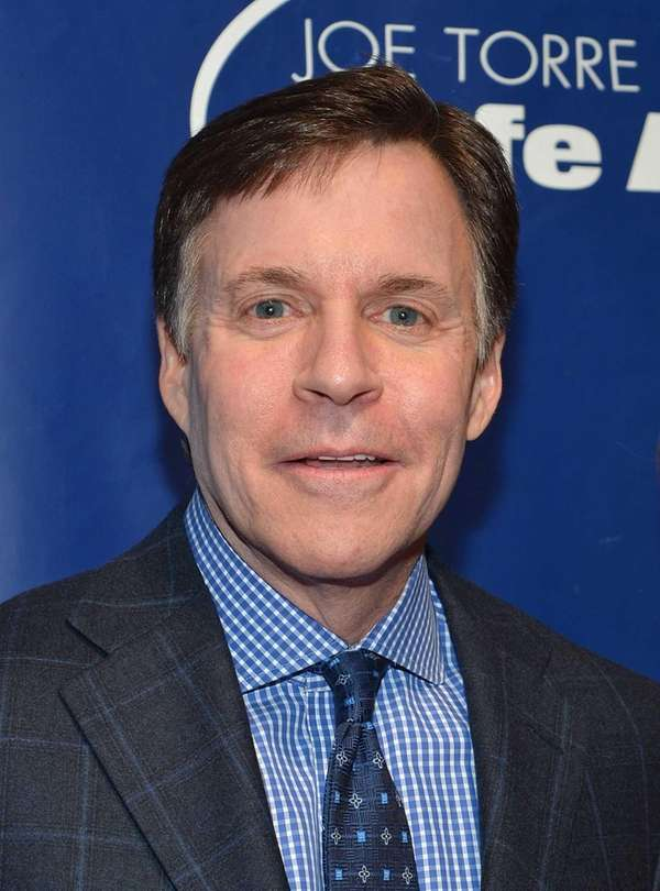 Sportscaster Bob Costas attends the Joe Torre Safe