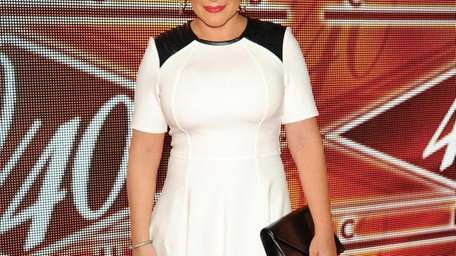 Radio personality Angie Martinez attends The 40/40 Club