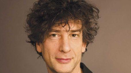 Neil Gaiman, author of