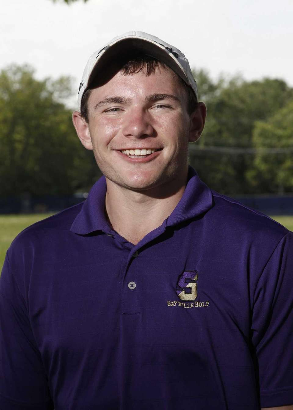 KYLE BURKE Sayville, Junior Tied for third place