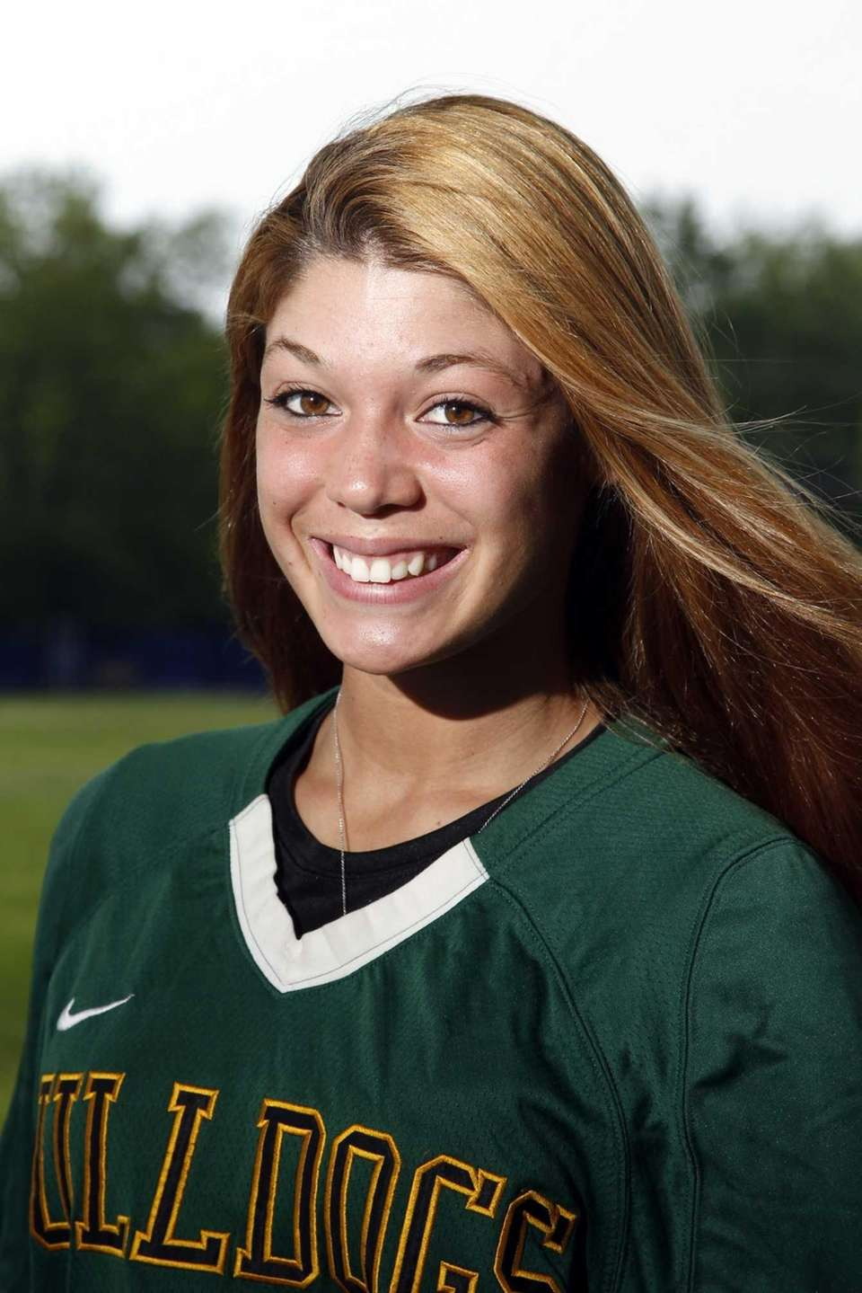 RACHAEL RAMIREZ Lindenhurst, Goalie, Sr. The only Long