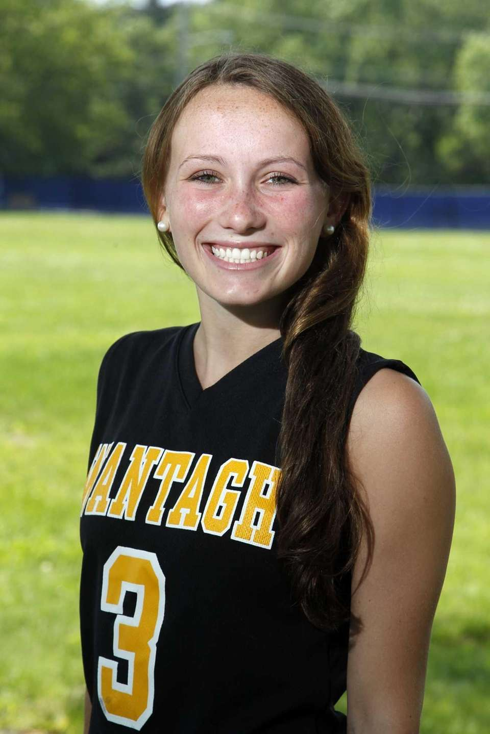 COLLEEN LOVETT Wantagh, Attack, Sr. The two-time All-American,