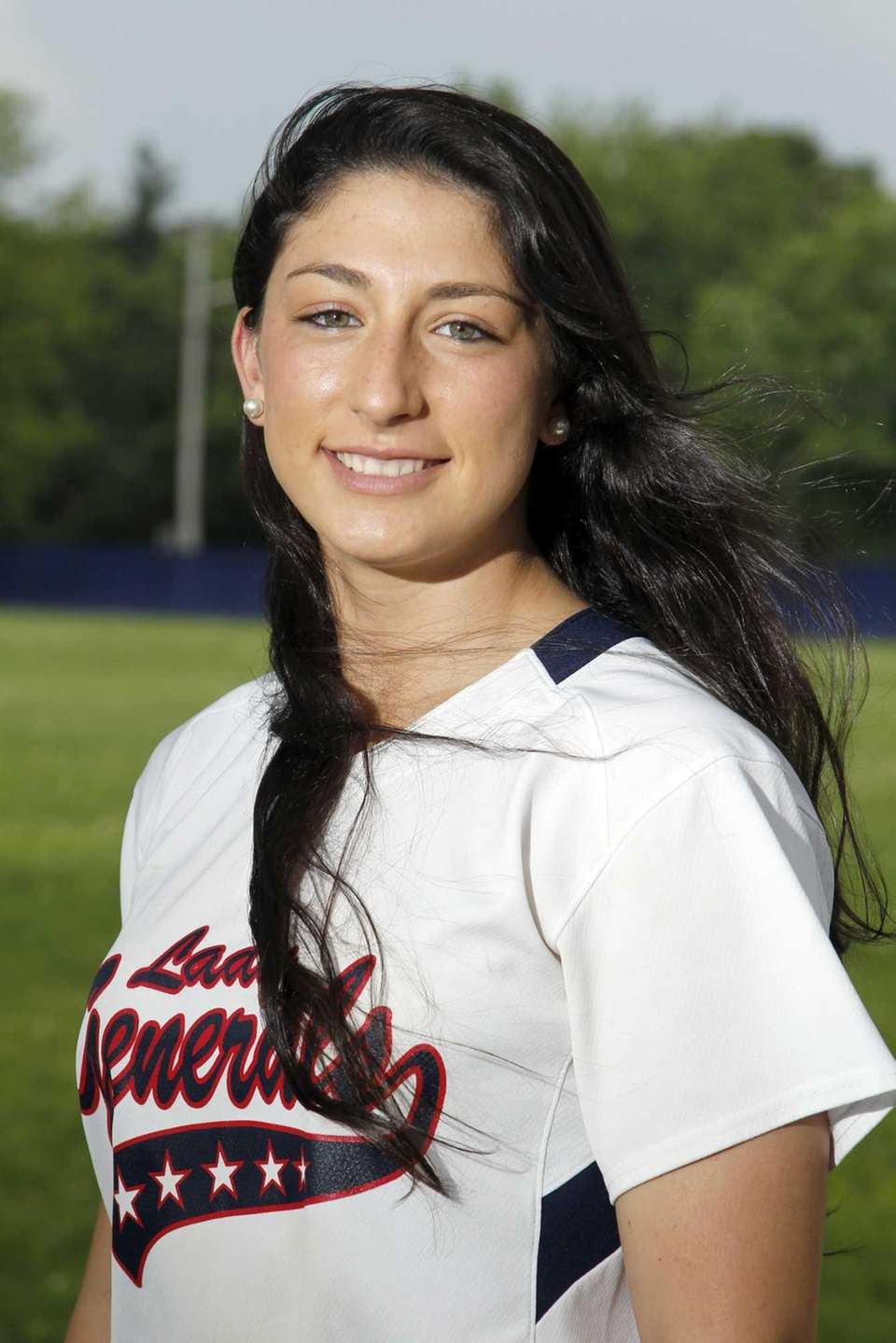 JENA COZZA Nassau Player of the Year Shortstop,