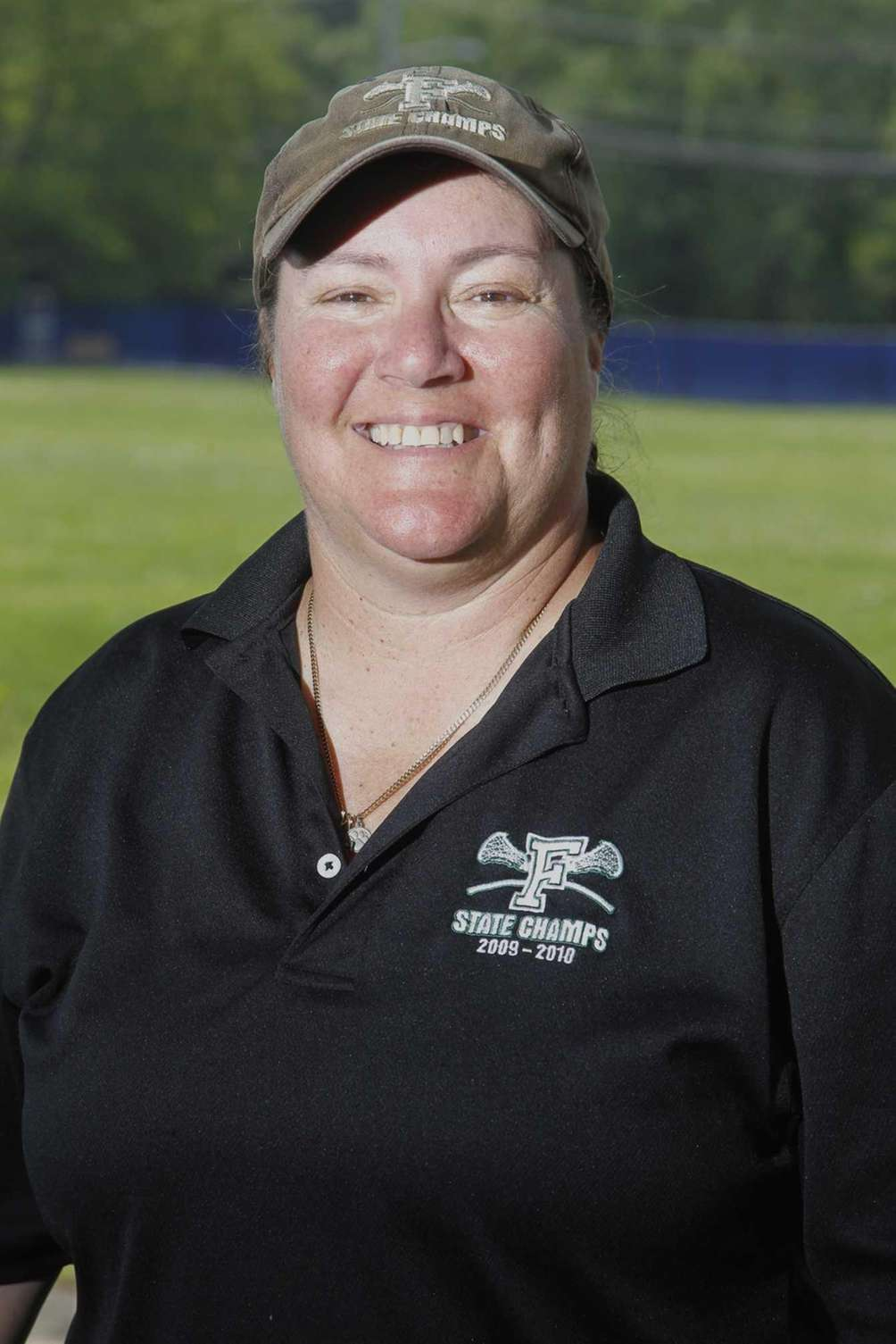 TRACY WIENER, Nassau Coach of the Year Farmingdale