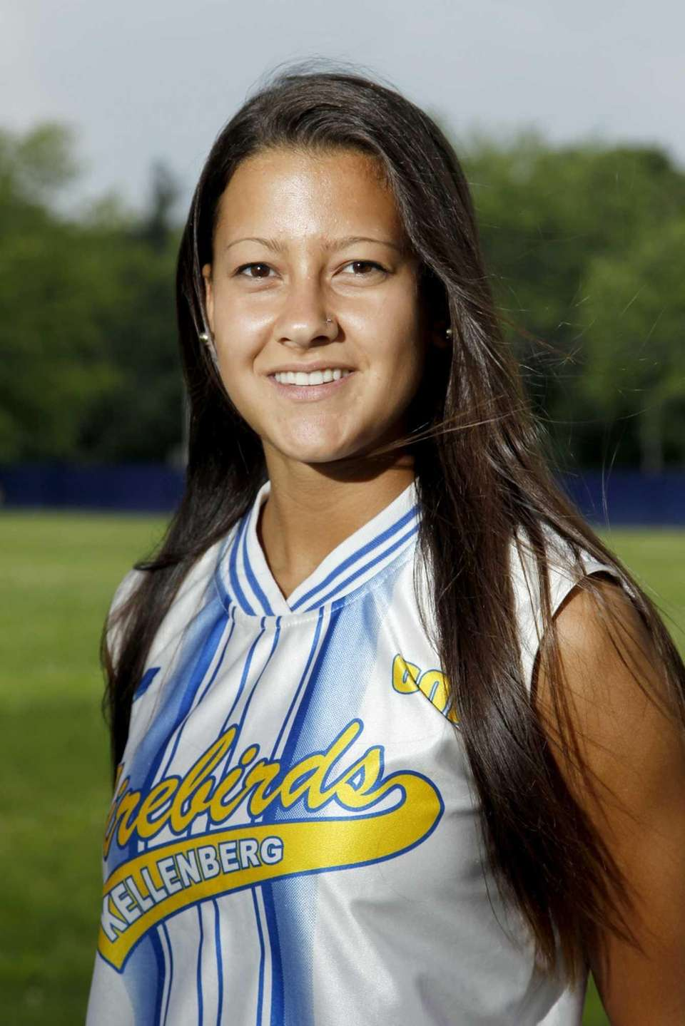 SABRINA DEANGELIS Pitcher, Kellenberg, senior The Oneonta-bound pitcher