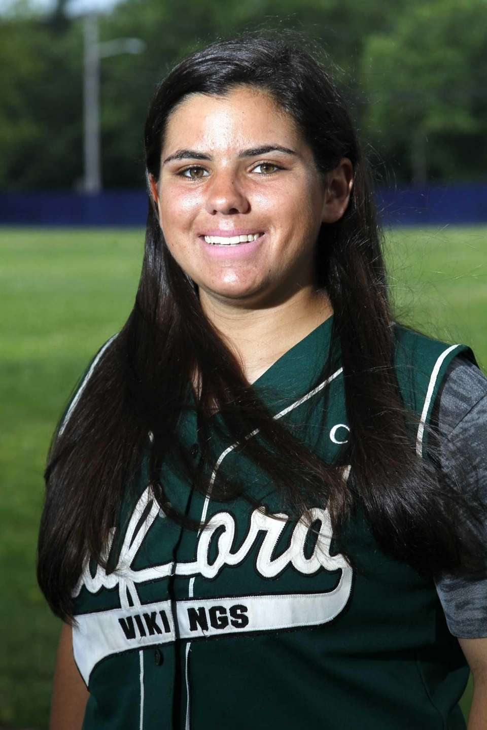 LINDSAY MONTEMARANO Pitcher, Seaford, senior After missing her
