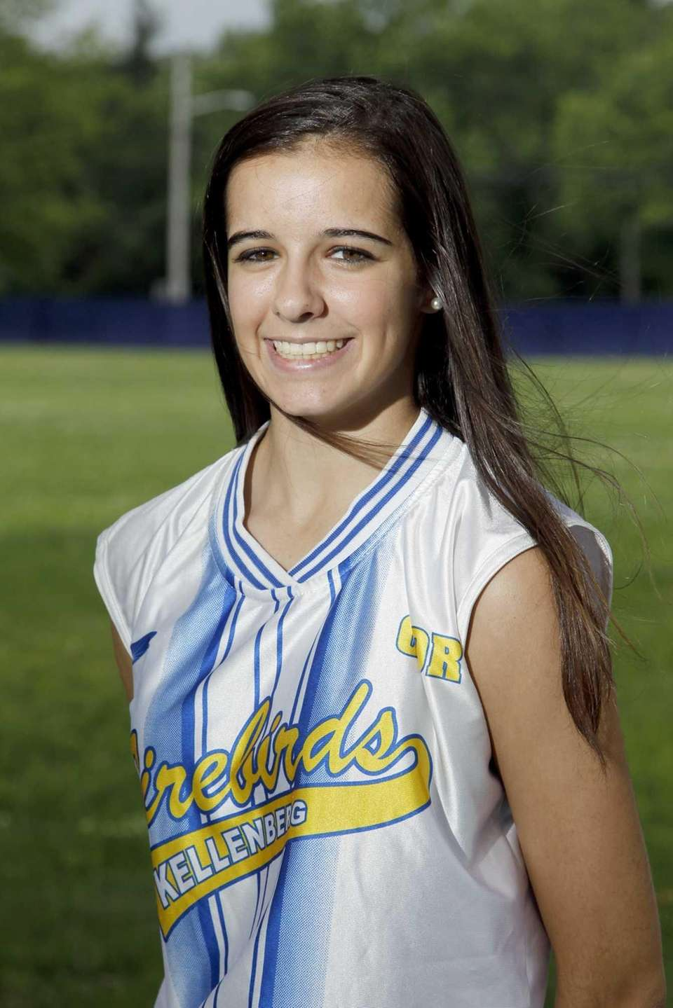 KRISTA KING Second base, Kellenberg, sophomore Hit, slapped