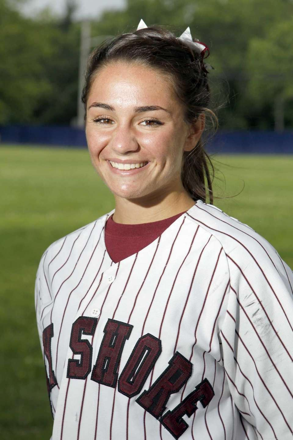 MICHELLE DEVITO Pitcher, Bay Shore, senior The Bentley-bound