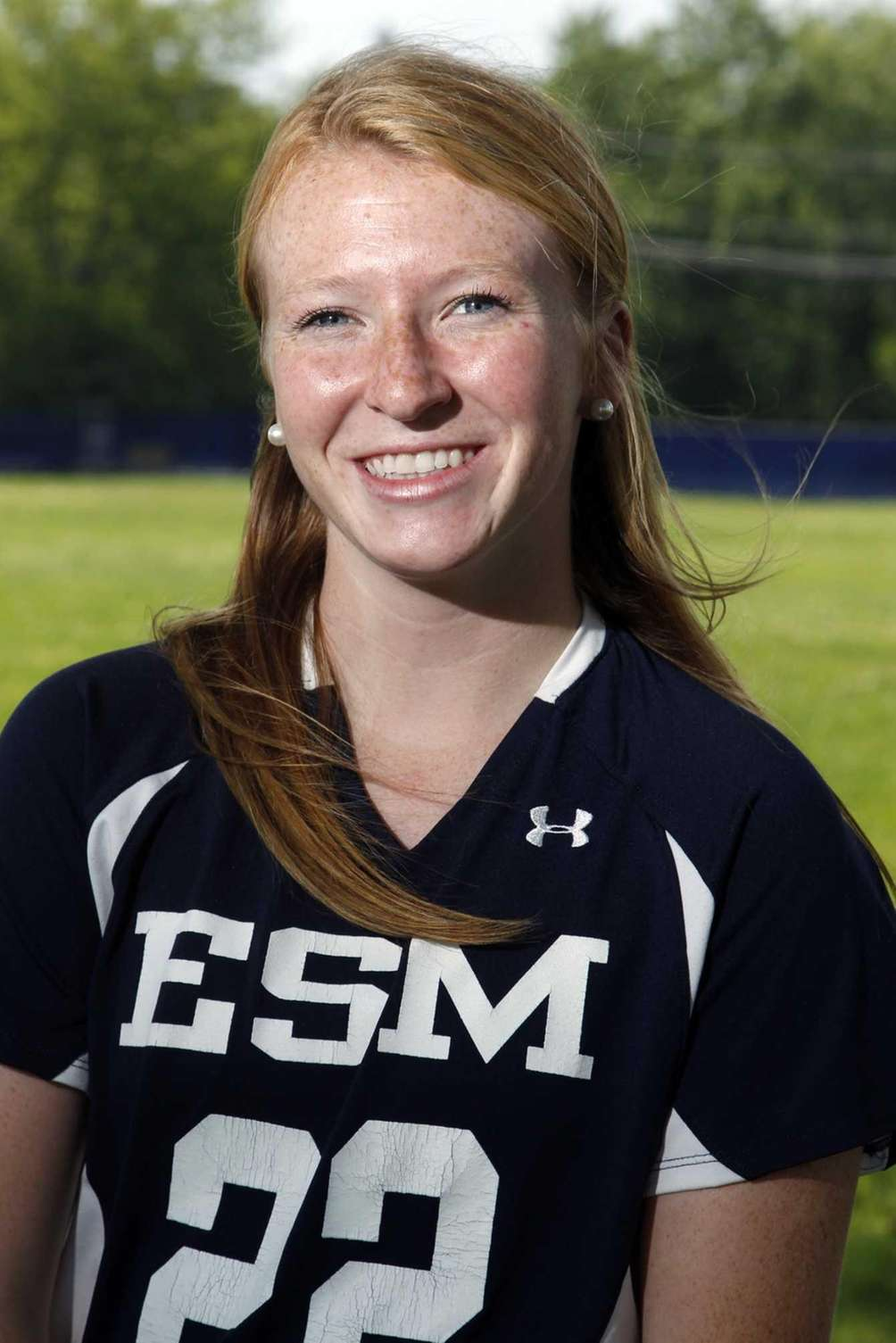 REBECCA TOOKER Eastport-South Manor, Defender, Jr. The All-American